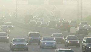 polusi mobil